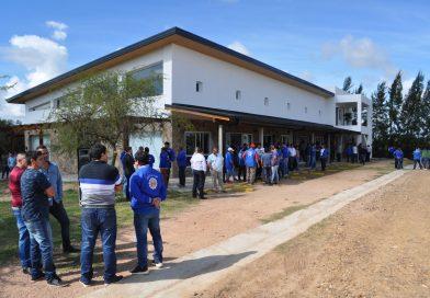 Inauguramos el complejo Recreativo Eva Peron